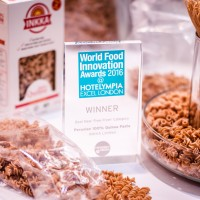 Winning World Food Innovation Awards 2016
