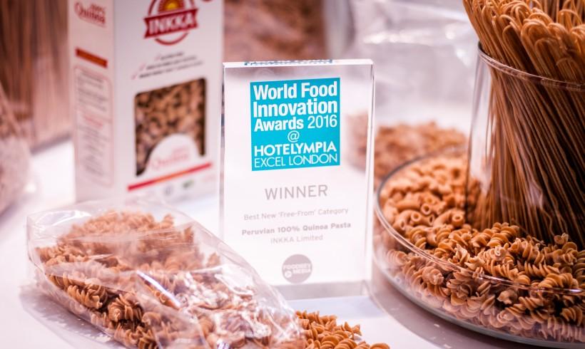 Winning World Food Innovation Awards 2016